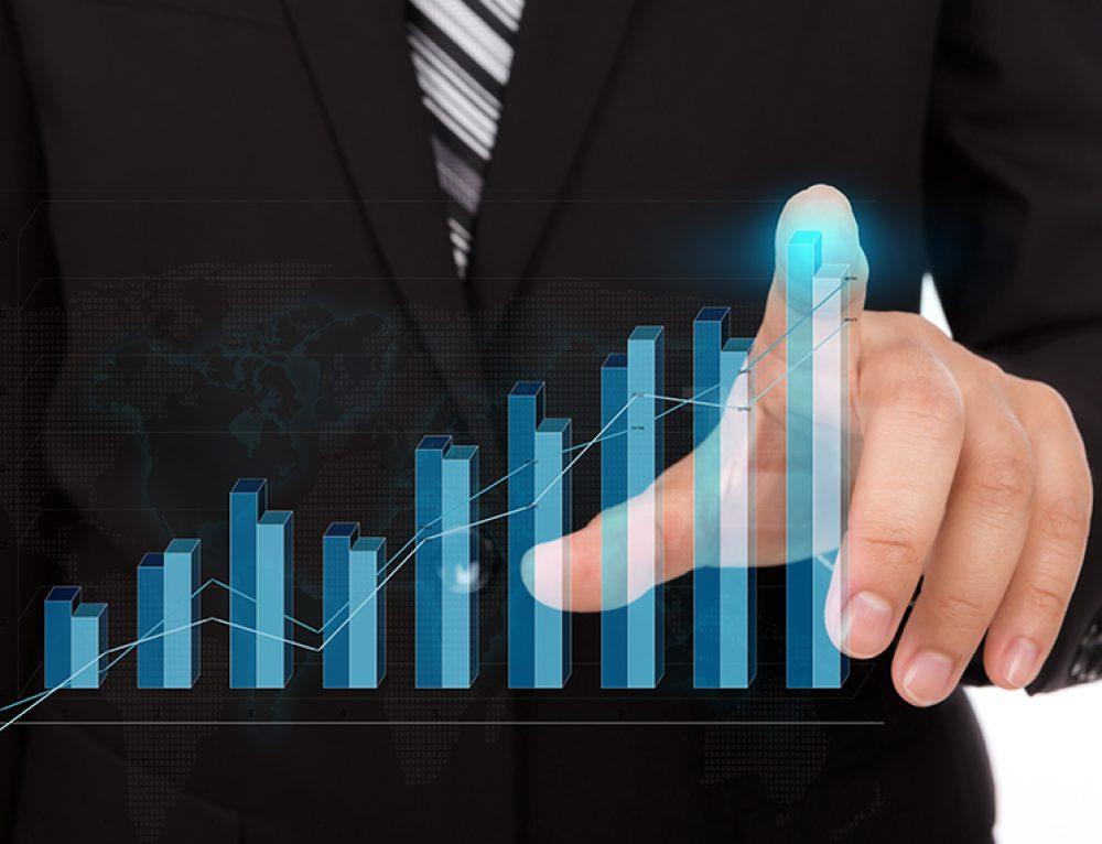 Expectativas de crecimiento aumentan en un 3,8% para los próximos dos años