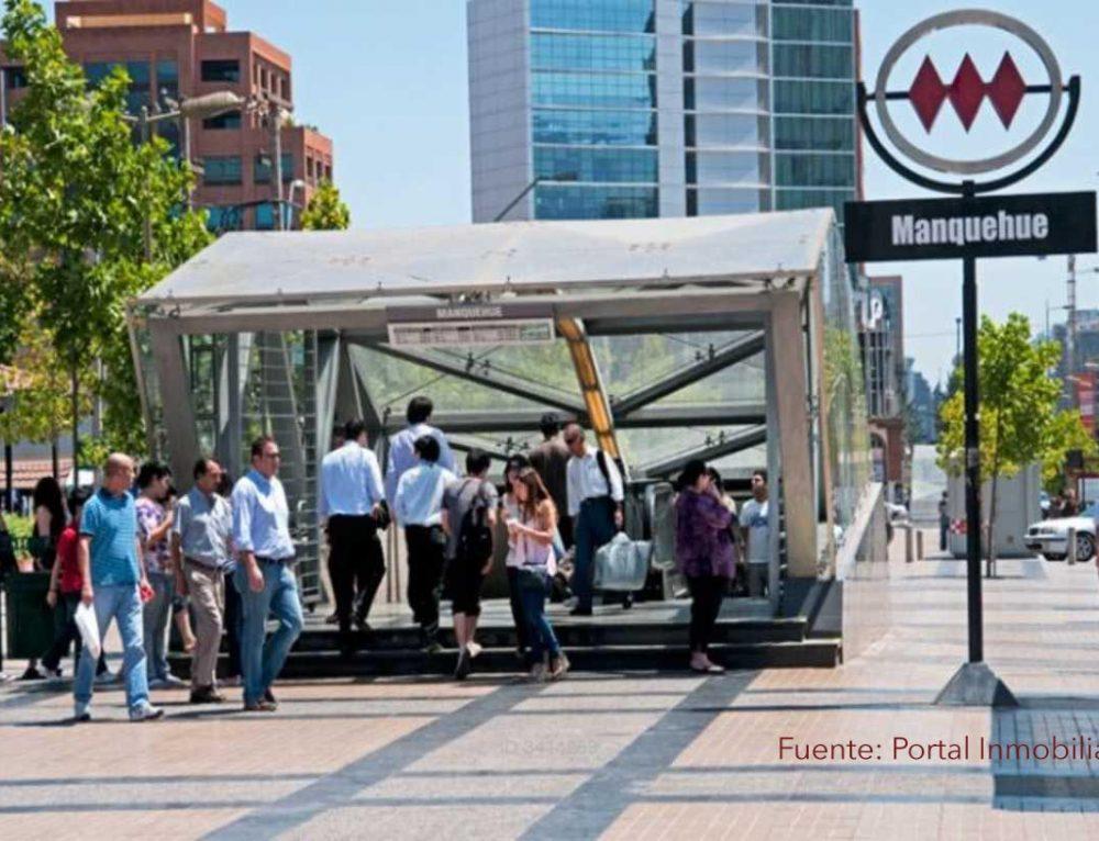 Ranking: Estos son los terrenos más apetecidos de Santiago