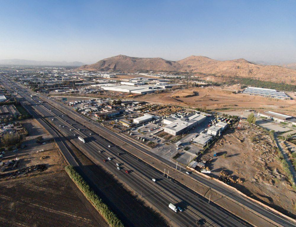 Quilicura se verá beneficiada con un plan inmobiliario de US$250 millones