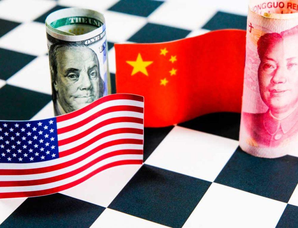 Los hechos que originaron la llamada guerra comercial entre Estados Unidos y China